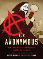 A for Anonymous (Graphic novel)