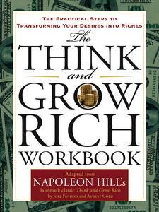 THINK AND GROW RICH WORKBOOK THE
