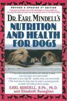 DR EARL MINDELLS NUTRITION & HEALTH DOGS
