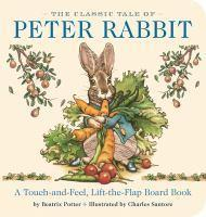 Classic Tale of Peter Rabbit Touch-and-Feel Board