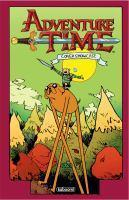 ADVENTURE TIME EYE CANDY (HC)  VOL 1