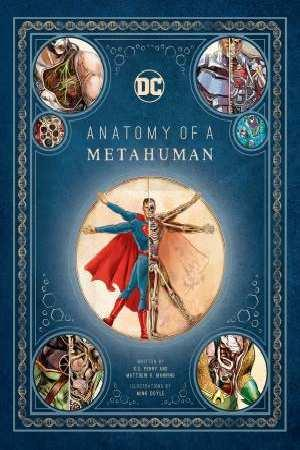 DC Comics Anatomy Of a Metahuman