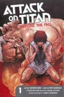 Attack on Titan Before the Fall 1