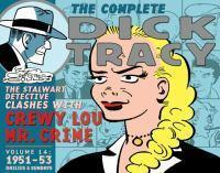 1951-1953 VOL 14 DICK TRACY COMPLETE CHESTER GOULD DICK     TRACY