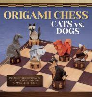 Origami Chess Cats vs. Dogs