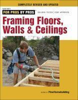 Framing Floors Walls & Ceilings