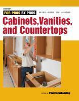 Cabinets Vanities & Countertops