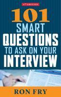101 Smart Questions To Ask On Your Interview 4th