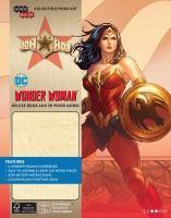 IncrediBuilds DC Wonder Woman Deluxe Book & Model