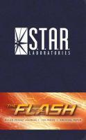Flash S.T.A.R. Labs Ruled Pocket Journal