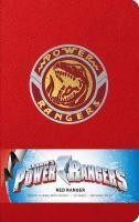 Power Rangers Red Ranger Hardcover Ruled Journal