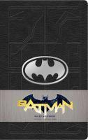 DC Comics Batman Ruled Notebook