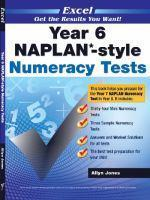 NAPLAN style Numeracy Tests Year 6