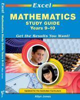 Mathematics Study Guide Years 9-10