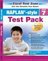 NAPLAN style Test Pack Year 7