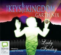 LADY FRIDAY #5 KEYS TO THE KINGDOM AUDIO