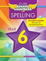 ABC Reading Eggspress - Spelling Workbook - Year 6