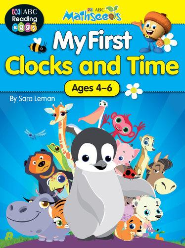 My First Clocks & Time