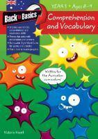 Blake's Back to Basics - Comprehension  & Vocabulary Year 3