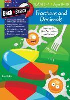 Blake's Back to Basics - Fractions & Decimals Years 3-4