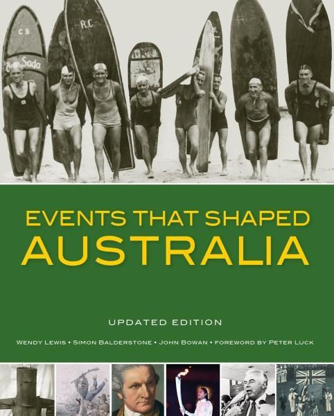 Events that Shaped Australia