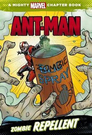 Ant-Man Zombie Repellent