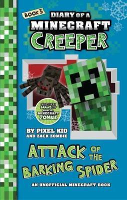 Diary of a Minecraft Creeper #3 Attack of the Bar
