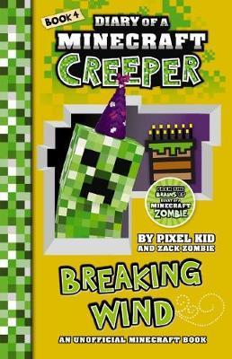 Diary of a Minecraft Creeper 4 Breaking Wind