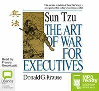 The art of war for executives (MP3)