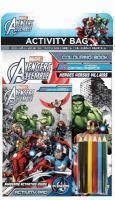 Avengers Assemble Activity Bag (starring Captain