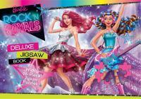Barbie Rock'n Royals Deluxe Jigsaw Book