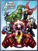Avengers Happy Tin reader+activity book+textas etc