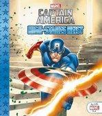 Captain America My Little Marvel Book High-Stake