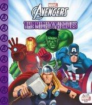 Avengers My Little Marvel Book