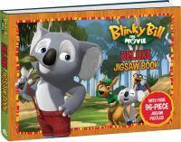 Blinky Bill The Movie Deluxe Jigsaw Book