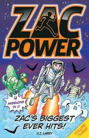 Zac Power's Biggest EVER Hits Volume Three