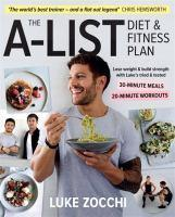 A-List Diet & Fitness Plan The