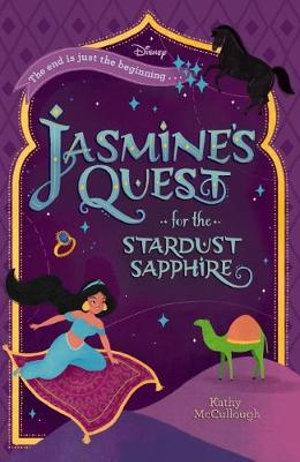 Aladdin Jasmines Quest for the Stardust Sapphire