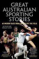 Great Australian Sporting Stories