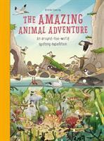 Amazing Animal Adventure An Around-the-World Spot