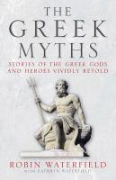 Greek Myths The