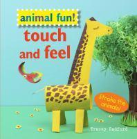 Animal Fun Touch and Feel