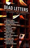Dead Letters An Anthology