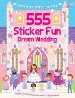 555 Sticker Fun Dream Wedding