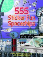 555 Sticker Fun Spaceships