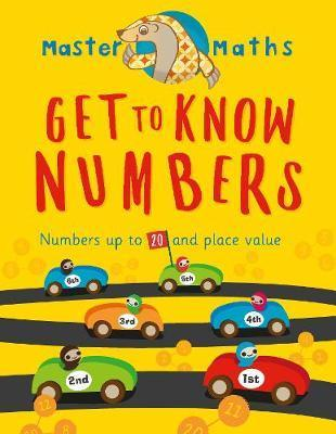 Master Maths Book 1 Get to Know Numbers