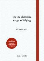 life changing magic of tidying gift ed