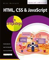 HTML CSS and JavaScript in easy steps