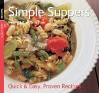 Simple Suppers