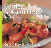 Curries & Asian Food